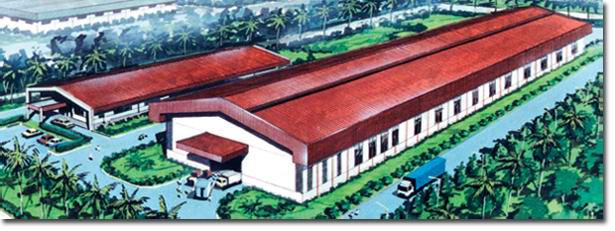 Holec Systems and Components, Indonesia - Manufacturing plant for electrical switchgear.