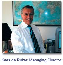 Kees de Ruiter - Managing Director of DeRuiter Consultancy